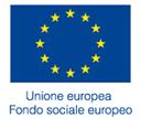 Logo UE Fondo sociale europeo