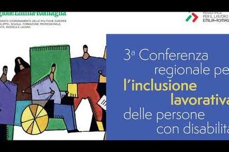 Conferenza regionale per l'inclusione lavorativa delle persone con disabilità