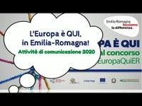 L'Europa è QUI, in Emilia-Romagna!