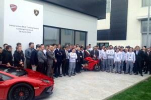 Al via la terza edizione di DESI, progetto di alternanza scuola-lavoro con Ducati e Lamborghini