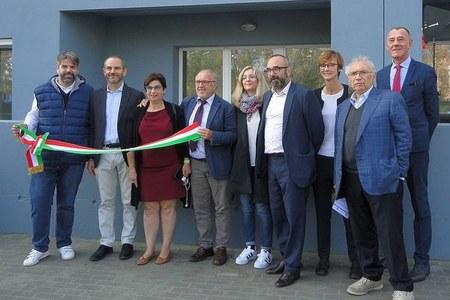 Inaugurata a Ferrara la nuova residenza universitaria Corti di Medoro
