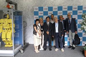 Big data, tecnopolo, intelligenza artificiale: la Regione in missione in Giappone