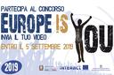 Europe is you, un concorso video amatoriale rivolto a cittadini e studenti