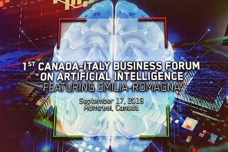 Forum sull'Intelligenza artificiale Italia-Canada, al via gli incontri della Data Valley emiliano-romagnola in Quebec