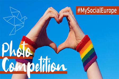 #MySocialEurope, la Commissione europea lancia un concorso fotografico per i giovani