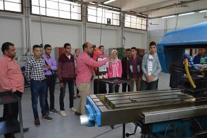 Posizione aperta per Technical and vocational education and training expert in Egitto