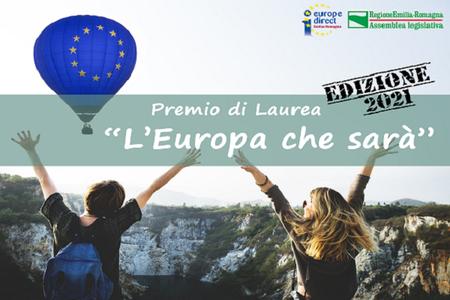 'L'Europa che sarà', premio per tesi di laurea 2021