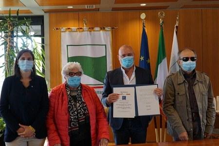 Disabilità, Regione e associazioni firmano il nuovo Protocollo