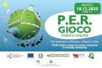 P.E.R. Gioco, il 18 dicembre premiazione del torneo sulla sostenibilità per scuole superiori