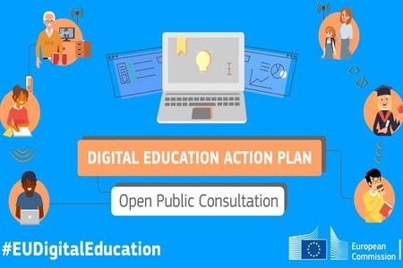 Piano d'azione per l'istruzione digitale, aperta la consultazione pubblica