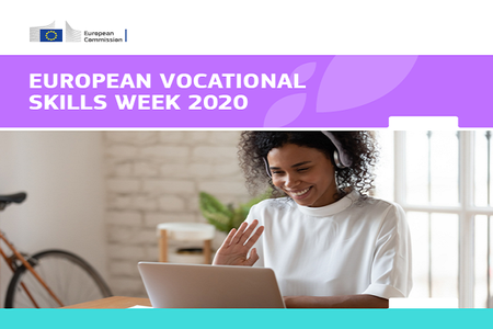 Settimana europea della formazione professionale al via il 9 novembre 2020