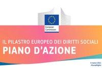 Pilastro europeo dei diritti sociali, la Commissione presenta il piano d'azione